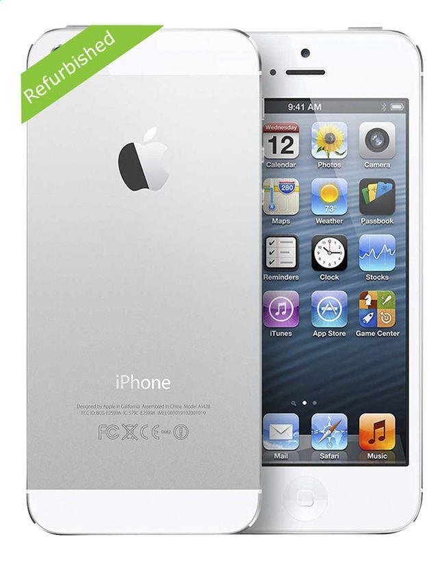 Afbeelding van Apple refurbished iPhone 5s 16 GB zilver from DreamLand