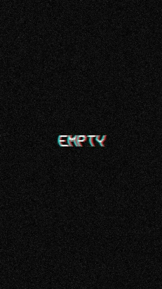 Vazio...