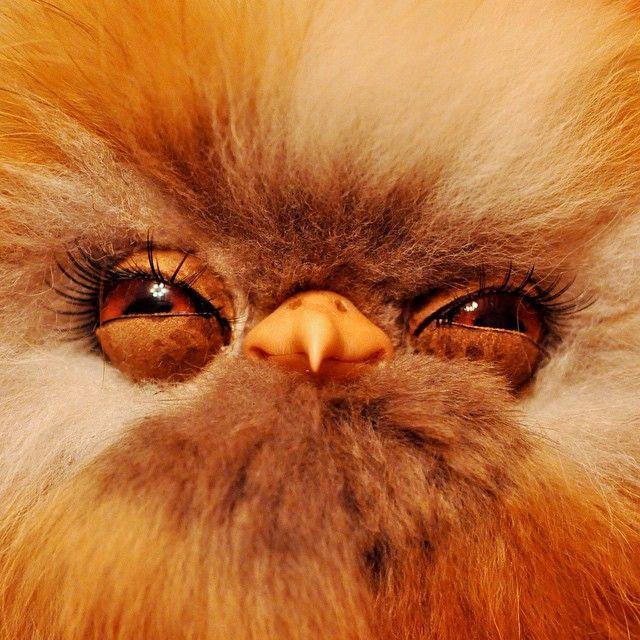 Маленькие совята от Ямковской Марины