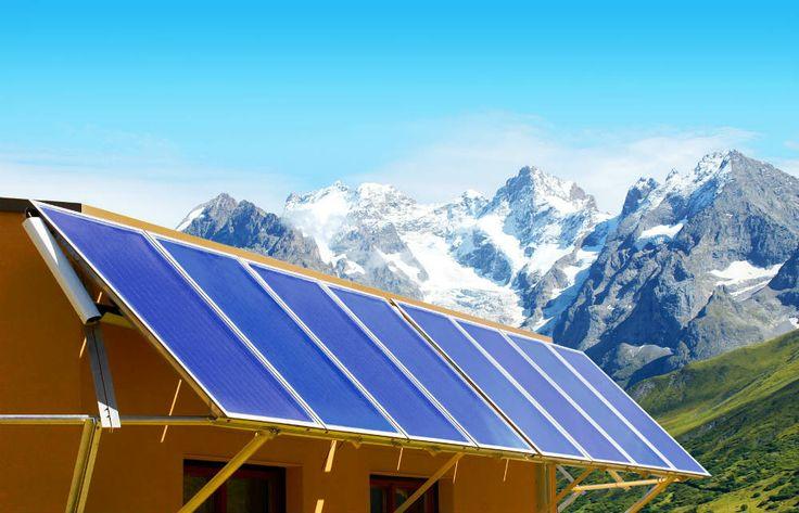 25 best ideas about panneaux solaires photovolta ques on. Black Bedroom Furniture Sets. Home Design Ideas
