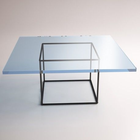 modern furniture. glass table. by nobo design