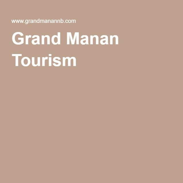 Grand Manan Tourism