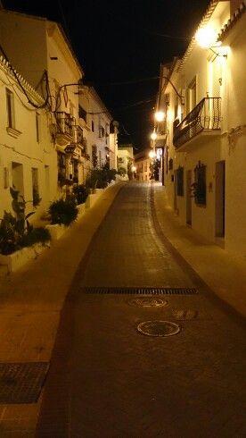 Benalmàdena pueblo, Spain