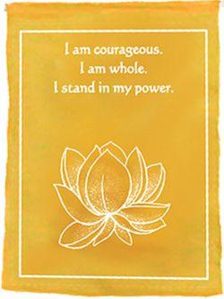 3 Chakra, plexo solar Soy valiente, estoy completa, me ubico en mi poder