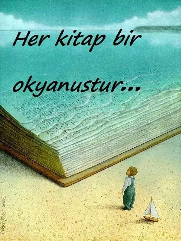 Okumak başkadır...
