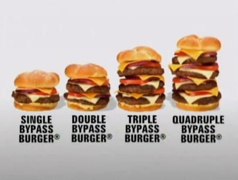 Heart Attack Grill, Arizona. The Biggest Loser's Biggest Enemy, with Burgers To Die For..