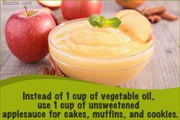 Vegetable Oil Substitutes