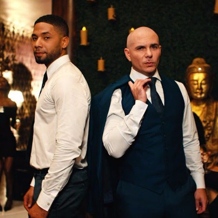 There's No Way to Prepare Yourself For Pitbull and Jussie Smollett's New Video