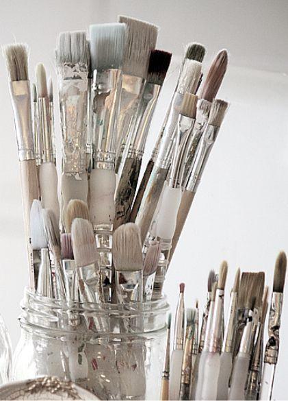 UOGoals: Pick up a brush.