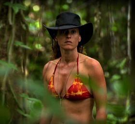 Survivor: Heroes Vs. Villains Jerri Manthey