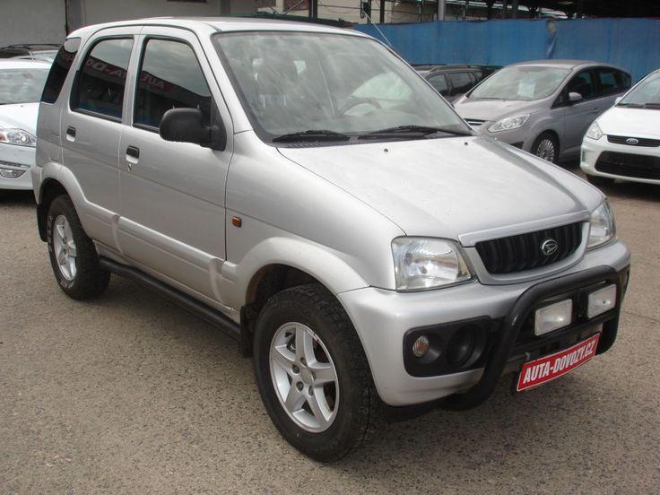 Daihatsu #Terios 1,3i 2004