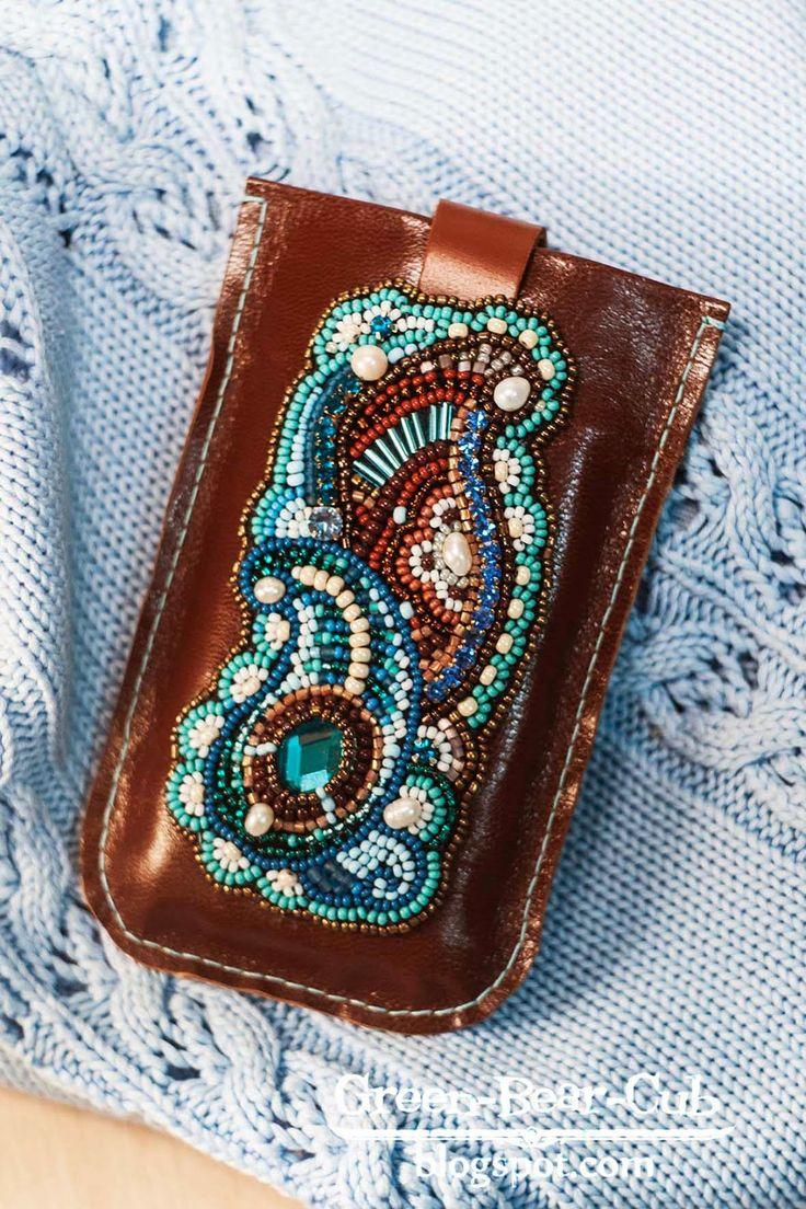 Рукодельный блог. Основная тема вышивка бисером, также валяние и вязание.