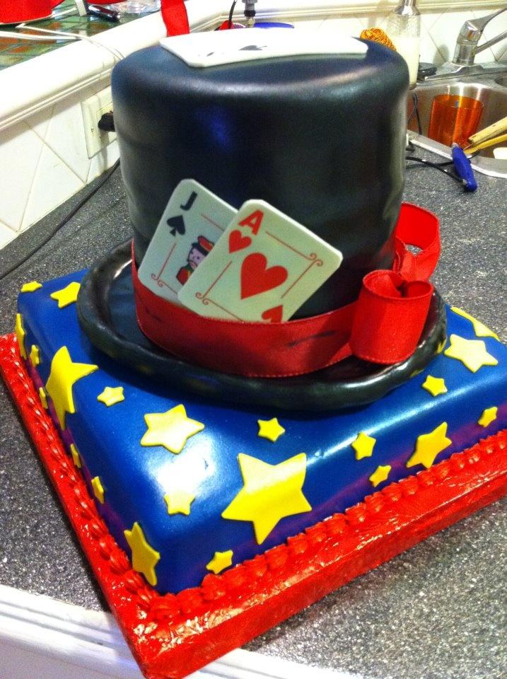 Magic Party Cake Ideas