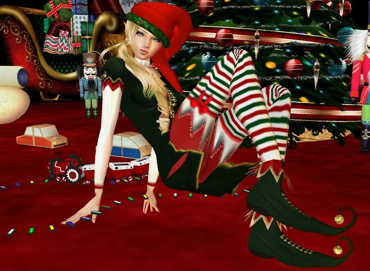 """Santa's Helper"" I need to share this, and pls play this game, My IGN is my real name ""Freith"""
