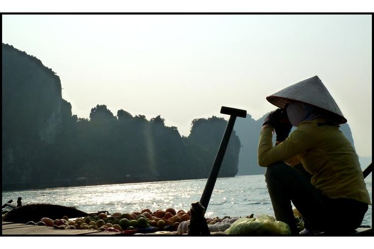 VIETNAM#HALONG BAY