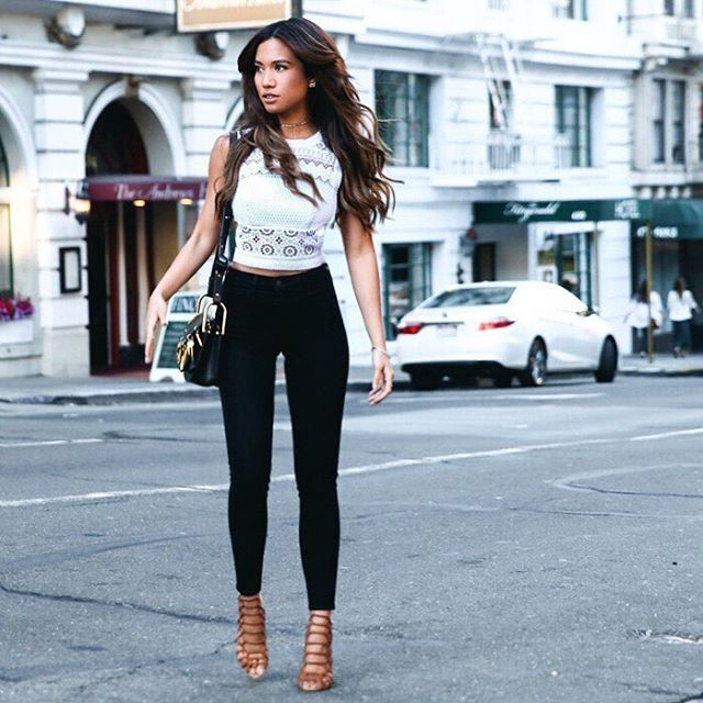 Keeping it simple this Sunday, denim, white top, black jeans, shoes, outfit ideas, fashion trends, for women, simple, street style, trendy, summer trends, night out outfit, casual night, fashion blogger, instagram, to follow, jessi malay