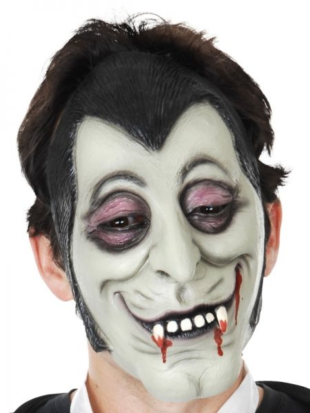 Let's Party With Balloons - Chillin' Vampire Face Mask, $12.00 (http://www.letspartywithballoons.com.au/chillin-vampire-face-mask/)