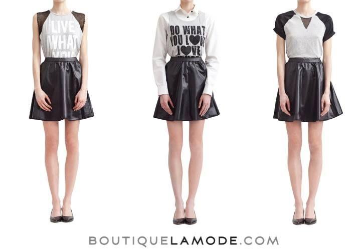 Który zestaw wybieracie? Wszystkie produkty pochodzą z limitowanej kolekcji Lidia Kalita dla BoutiqueLaMode.com #nacomaszochote