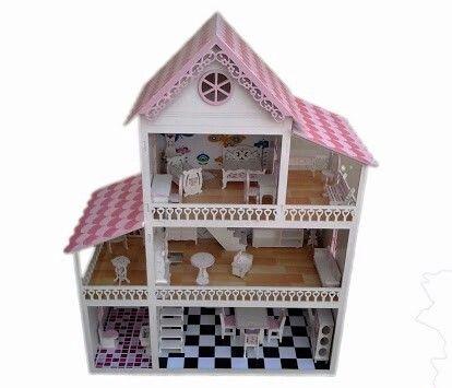 13 Best Casa Bonecas Images On Pinterest Casa Da Barbie