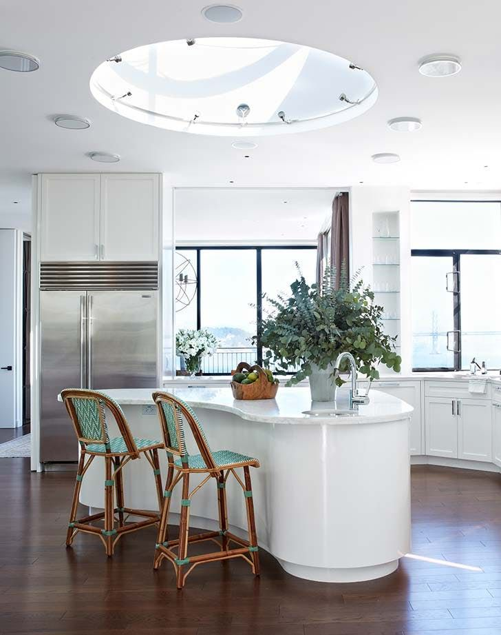 10 Bonkers Gorgeous Kitchen Island Ideas You Haven T Seen Before Kitchen Design Gorgeous Kitchens Furniture Design Modern