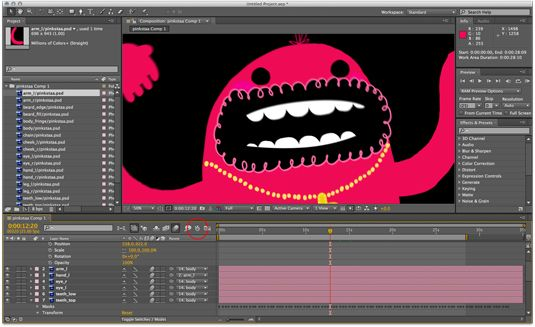 How to move from Photoshop to After Effects - 7 reasons why PS users shouldn't fear AE: http://www.creativebloq.com/after-effects/after-effects-photoshop-users-6133348