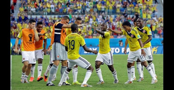 Las mejores imágenes de Colombia vs Japón | Copa mundial de la FIFA Brasil 2014