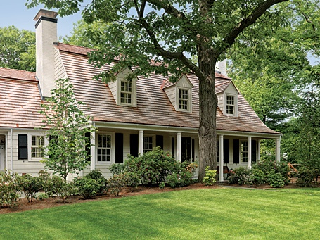 Especially Love The Steep Roof L Shaped House Dormers