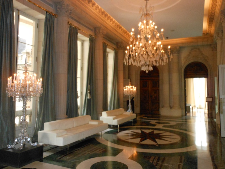 Palacio Duahu, Park Hyatt Buenos Aires (Argentina)  Absolutely awesome hotel. Very chic