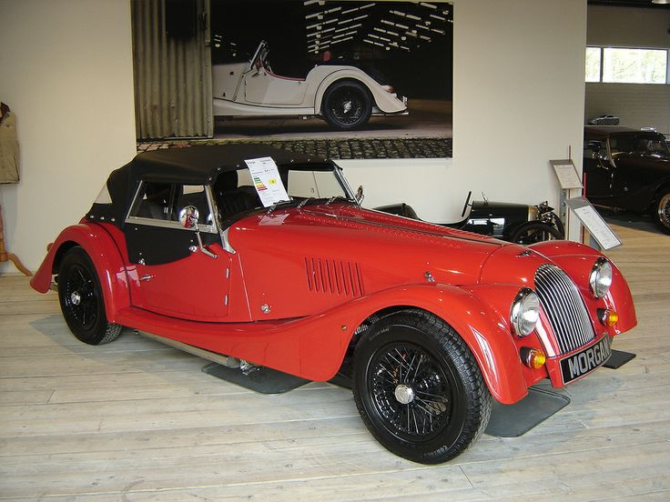 150 best Morgan images on Pinterest | Morgan cars, Antique cars and ...