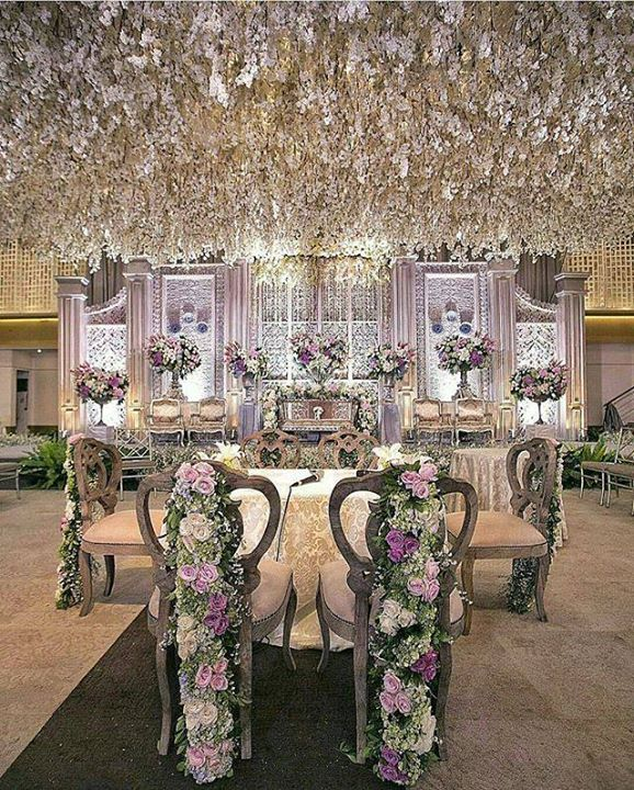 3354 best wedding design inspiration images on pinterest wedding beautiful ambiance at the akad nikah of dita faisal at thamrin nine ballroom jakarta beautifuly decorated by wedding organized by photo by junglespirit Image collections