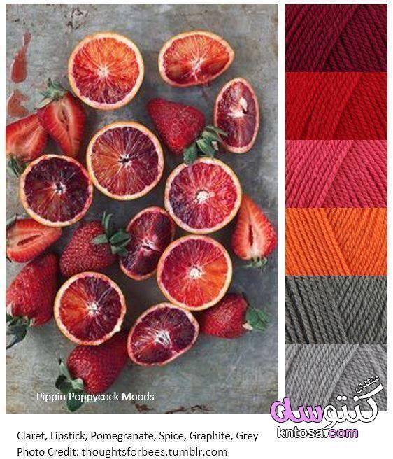 الالوان التى تليق مع بعضها كيفية تنسيق الالوان مع بعضها تناسق الالوان فى الملابس للنساء بال Color Schemes Colour Palettes Yarn Color Combinations Color Balance