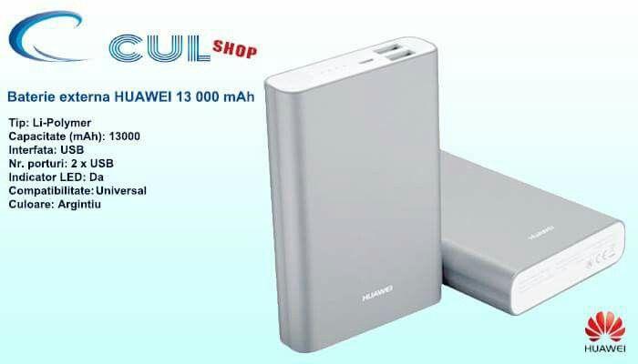 Baterie externa 13000mAh