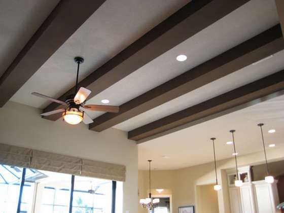Faux Wood Beams Live It Learn It Love It Dreamy