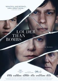 Louder Than Bombs 2015 Online Watch Free   A2Z Movie Stream