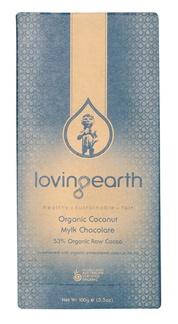 Loving Earth Coconut Mylk Chocolate