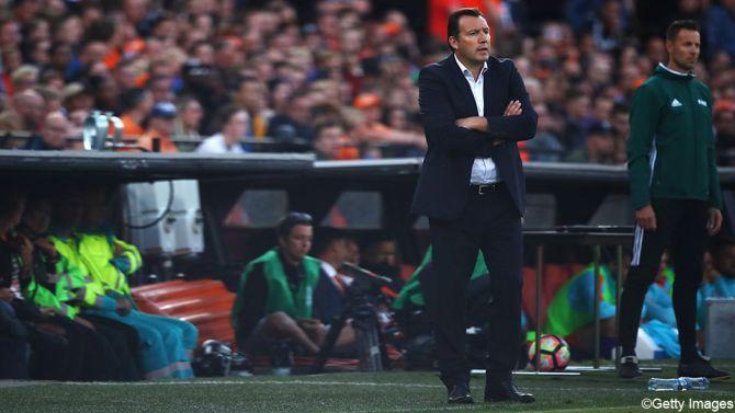 Ivoorkust is met een valse noot begonnen aan de kwalificaties voor de Afrika Cup van 2019. De ploeg van bondscoach Marc Wilmots verloor thuis van Guinee.
