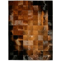 Pure Rugs - Normand Cowhide Rug