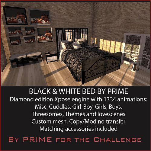 B Bedroom Diamond by PRIME for The Challenge