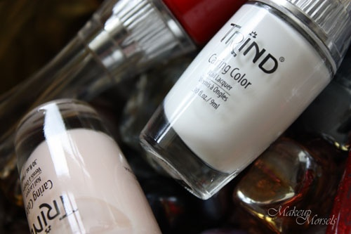 Trind is FANTASTIC. Hardened up my flimsy nails in a week.