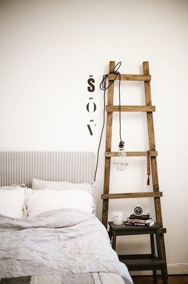 come illuminare la camera da letto - La gatta sul tetto