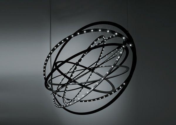COPERNICO Designed by Carlotta de Bevilacqua http://www.artemide.us/Products/Artemide/Suspension/Copernico/Copernico.pdf