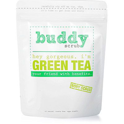 Buddy Scrub Online Only Green Tea Body Scrub Lime