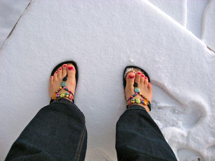 Grandco Sandal Winter Winner!