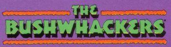 The Bushwhackers (Butch & Luke) logo - WWE