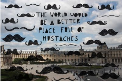 :): Place Full, Better Place, Quotes, Whiskers, So True, Things, Places, Mustache Quote, Mustaches