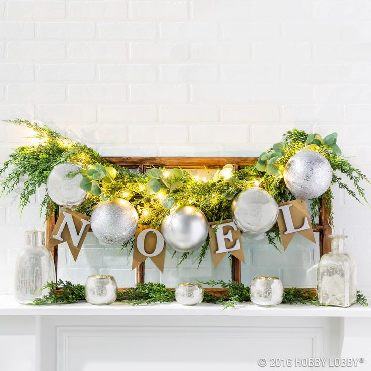 Christmas Decorations Hobby Lobby: 1000+ Images About DIY Christmas Decor & Crafts On Pinterest