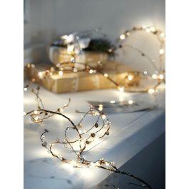 Jewelled Twig Light Up Garlands