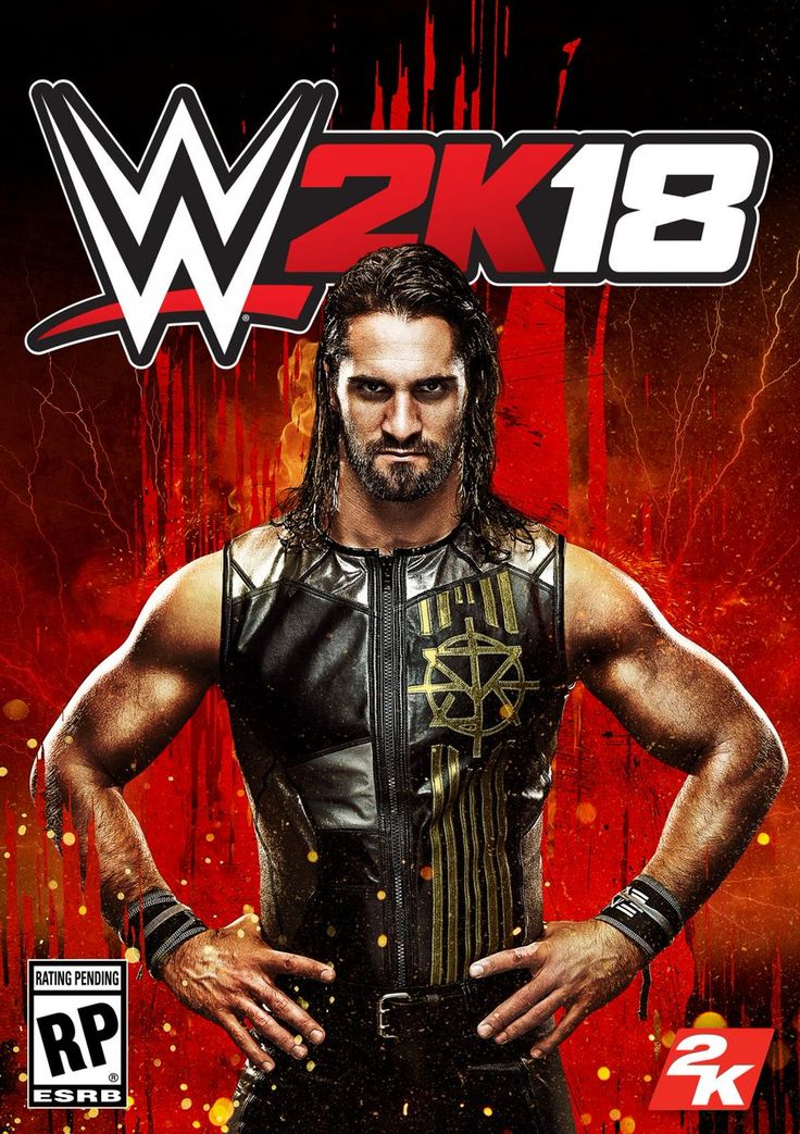 Cover of WWE 2k18 》》I need it as soon as it comes out