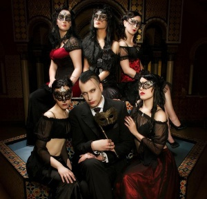 Interview With A Vampire Band: Chris Pohl & Blutengel - by Val : this man is amazing.