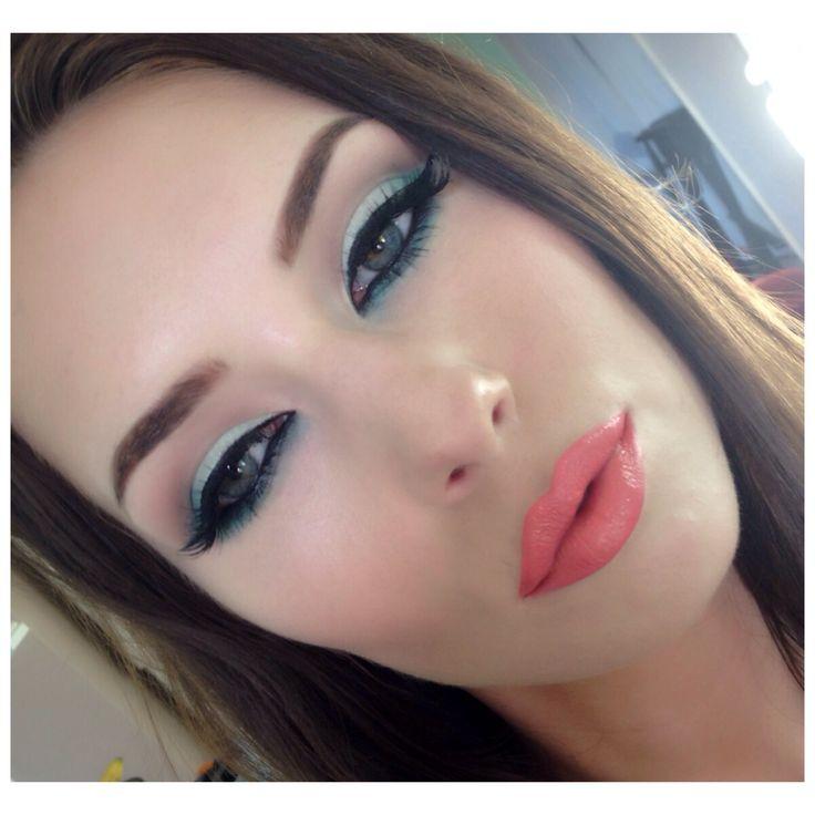 Follow my Instagram makeup page. @makeupbymandylee